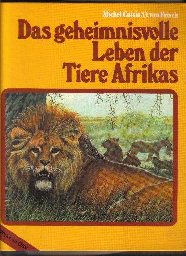9783215041150: Das Leben der Tiere in Afrika