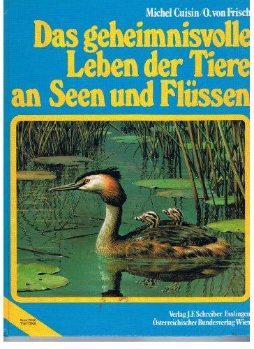 9783215041167: Das Leben der Tiere an Seen und Fl�ssen