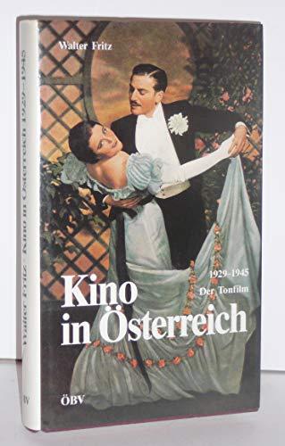 9783215056666: Kino in �sterreich 1929-1945: Der Tonfilm
