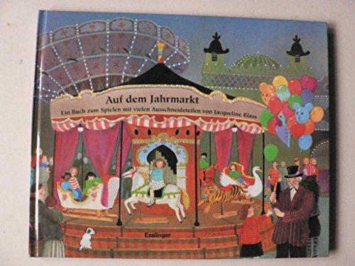 9783215110252: Auf dem Jahrmarkt. Ein Buch zum Spielen