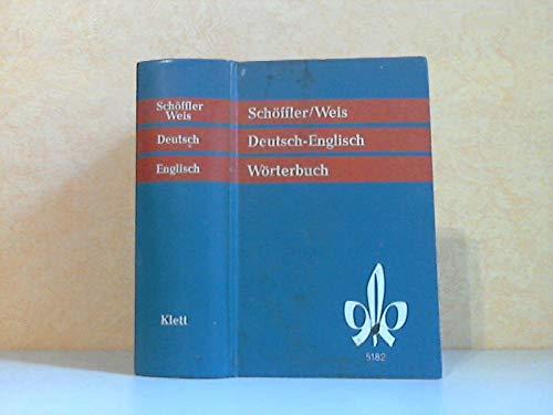 9783215280016: Wörterbuch der englischen und deutschen Sprache - II. Teil - Deutsch-Englisch