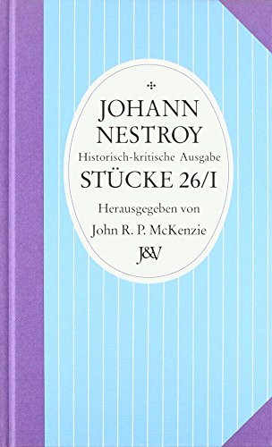 Sämtliche Werke: Johann Nestroy