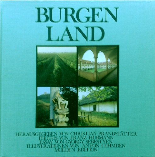 9783217007628: Burgenland (German Edition)