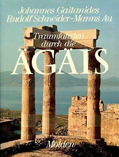 9783217008182: Traumfahrten durch die Agais
