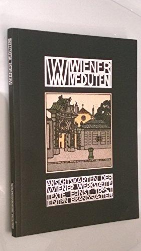 9783217009820: Wiener Veduten: 47 Ansichtskarten der Wiener Werkstaette