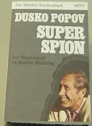 Superspion: Popov, Dusko: