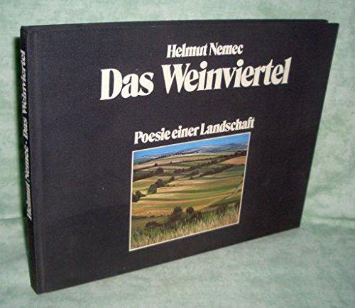 9783218003711: Das Weinviertel: Poesie einer Landschaft