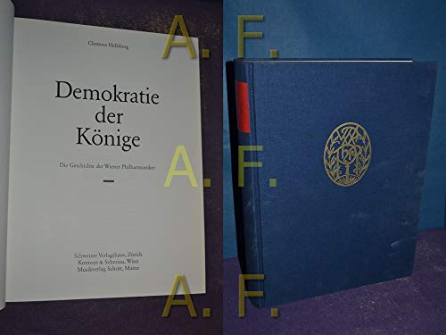 9783218004534: Demokratie der Könige.