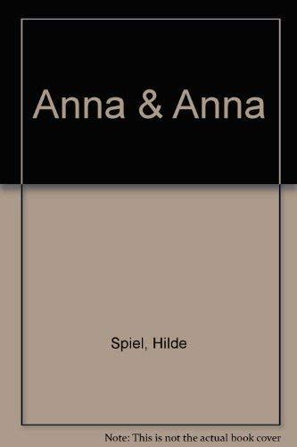 Anna & Anna. - Spiel, Hilde
