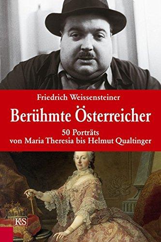 9783218007764: Berühmte Österreicher