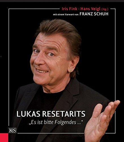 9783218007788: Lukas Resetarits:
