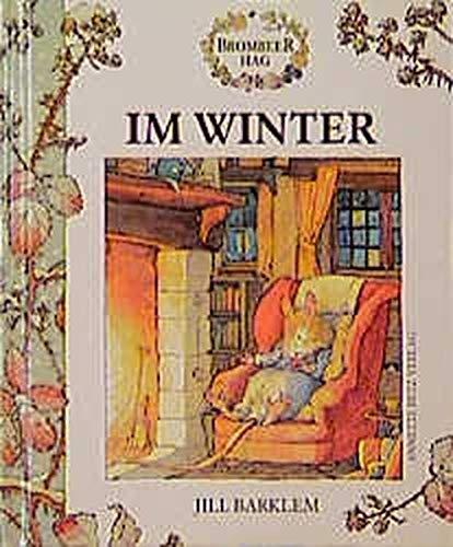 9783219101874: Brombeerhag im Winter