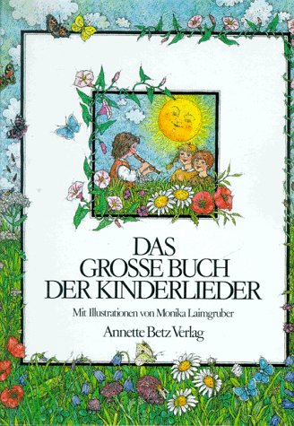 9783219102642: Das große Buch der Kinderlieder