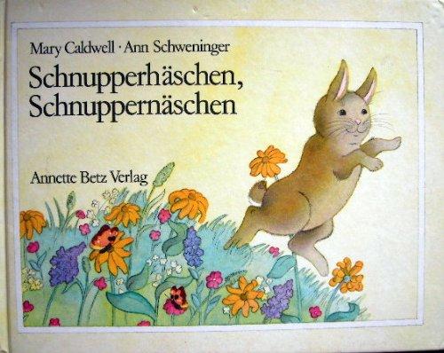 9783219102772: Schnupperhäschen, Schnuppernäschen