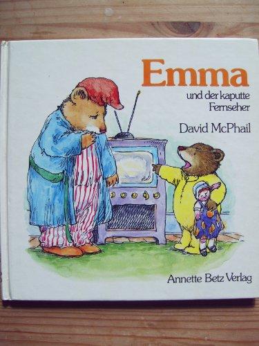 9783219103007: Emma und der kaputte Fernseher