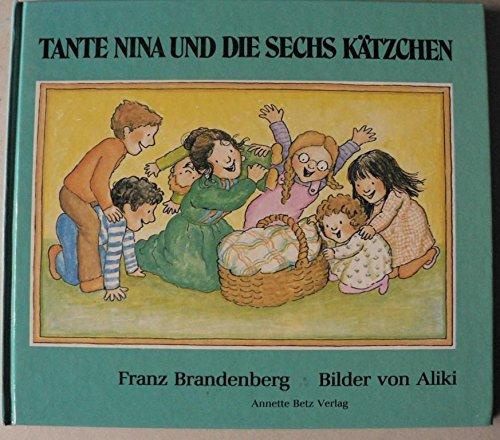 9783219103298: Tante Nina und die sechs kleinen Kätzchen