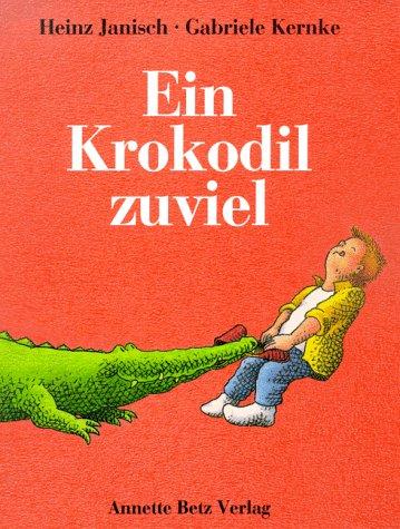 9783219105780: Ein Krokodil zuviel