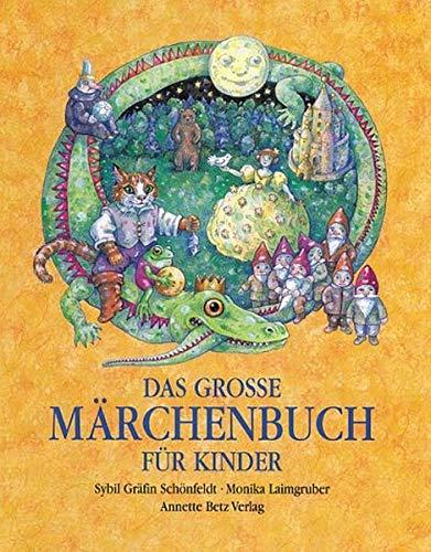 9783219108613: Das grosse Märchenbuch für Kinder.