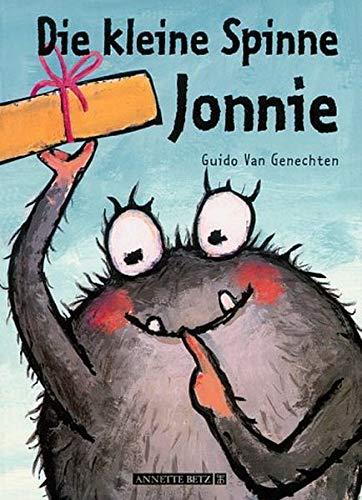 9783219108972: Die kleine Spinne Jonnie