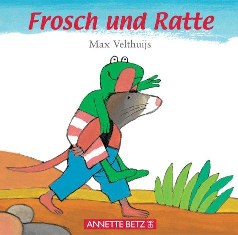 9783219109856: Frosch und Ratte. ( Ab 1 J.).