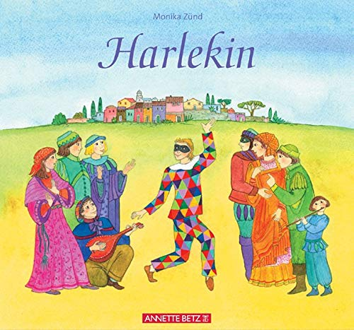 9783219111507: Harlekin.