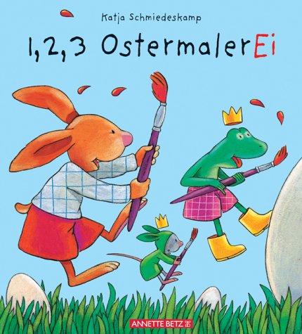 9783219111552: 1, 2, 3 OstermalerEi.