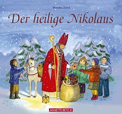 9783219111859: Der heilige Nikolaus