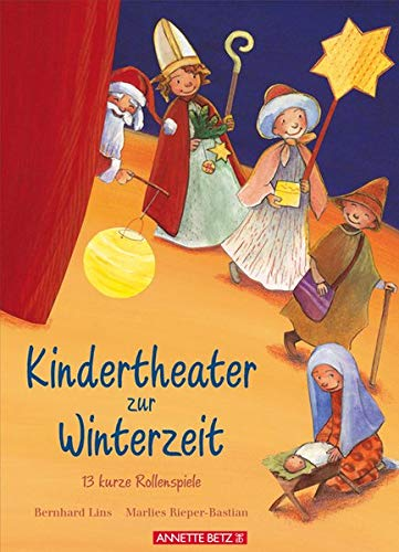9783219112269: Kindertheater zur Winterzeit: 13 kurze Rollenspiele