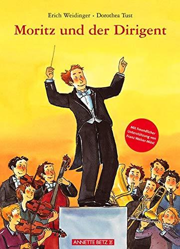 9783219112436: Moritz und der Dirigent