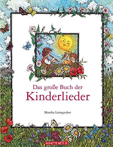 9783219112511: Das große Buch der Kinderlieder