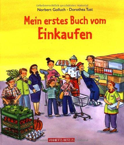 9783219114256: Mein erstes Buch vom Einkaufen