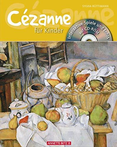 9783219114508: Cézanne für Kinder mit CD-ROM