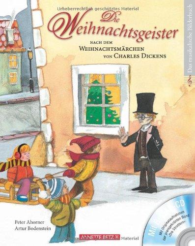 9783219114577: Die Weihnachtsgeister: Nach dem