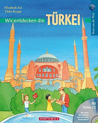 9783219114706: Wir entdecken die Türkei
