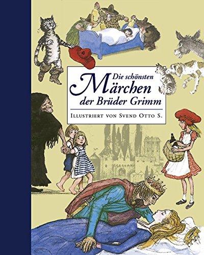 9783219115963: Die schönsten Märchen der Gebrüder Grimm