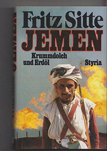 9783222117916: Jemen: Krummdolch und Erdöl (German Edition)