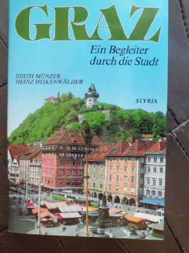 9783222118265: Graz. Ein Begleiter durch die Stadt