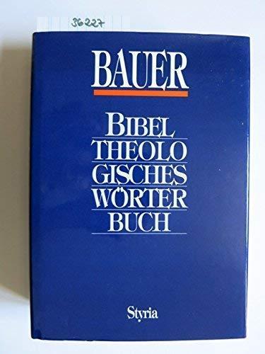9783222122569: Bibel. Theologisches Wörterbuch.
