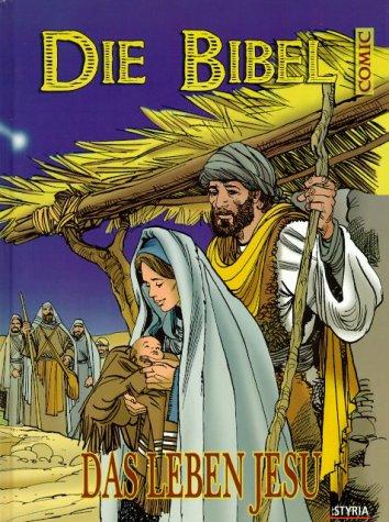 9783222128950: Die Bibel, Comic, Bd.1, Das Leben Jesu