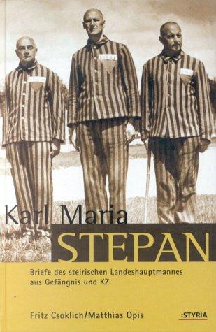 9783222129025: Karl Maria Stepan