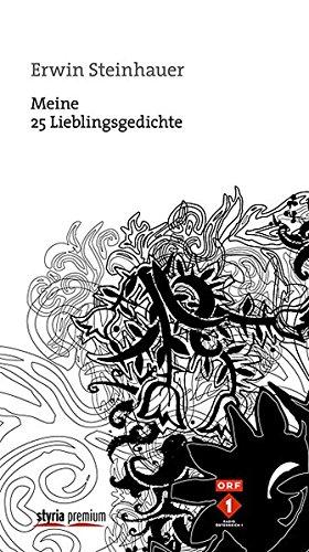9783222133664: Erwin Steinhauer: Meine 25 Lieblingsgedichte: Band 3
