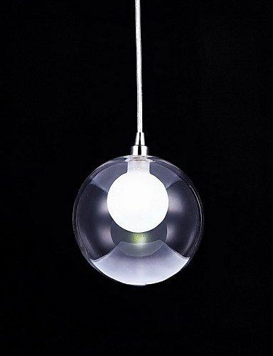 9783222430077: Bola de cristal colgante iluminación colgante colgante iluminación luces luces luces LED Luz Lámpara 1 Moderno , Cool white-220-240v1694