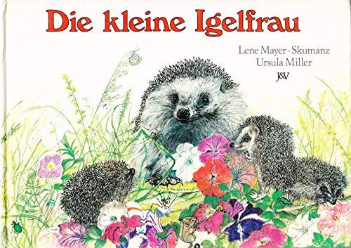 9783224110090: Die kleine Igelfrau