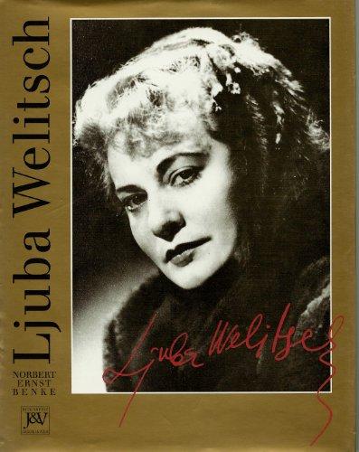 9783224160569: Ljuba Welitsch (German Edition)