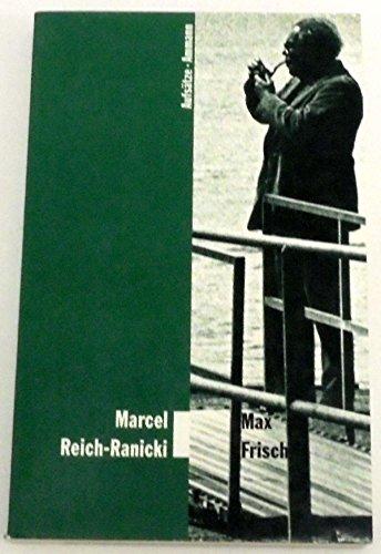 9783250010425: Max Frisch: Aufsatze
