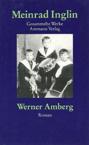 Werner Amberg: Die Geschichte seiner Jugend (Gesammelte: Inglin, Meinrad