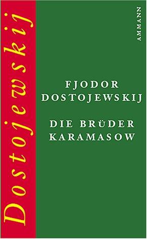 9783250102595: Die Brüder Karamasov