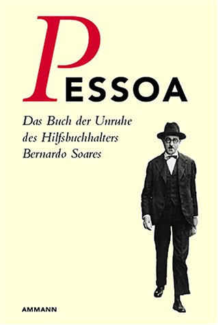 9783250104506: Das Buch der Unruhe des Hilfsbuchhalters Bernardo Soares