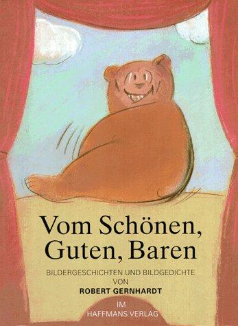 9783251003563: Vom Schönen, Guten, Baren