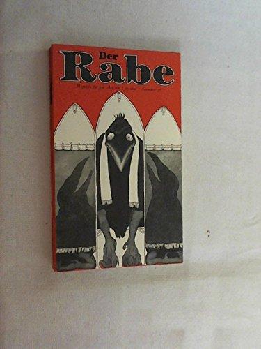 9783251100378: Der Rabe (Magazin für jede Art von Literatur, Band 37)
